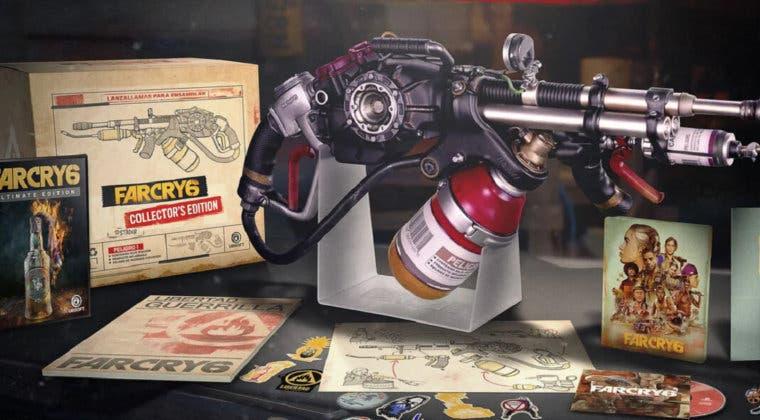 Imagen de Far Cry 6 presenta precio y contenido de su edición coleccionista, ultimate y más