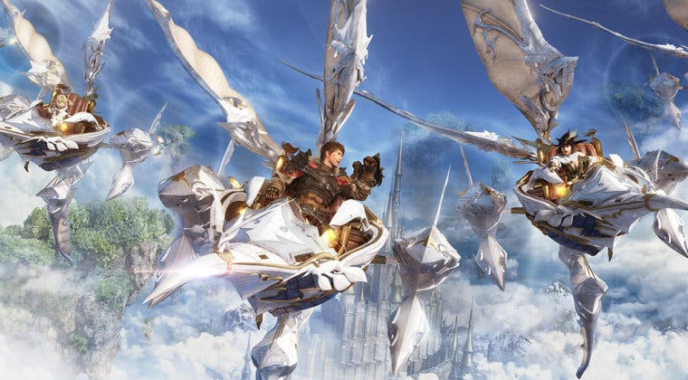 Imagen de Square Enix añadirá más contenidos a la prueba gratuita de Final Fantasy XIV Online