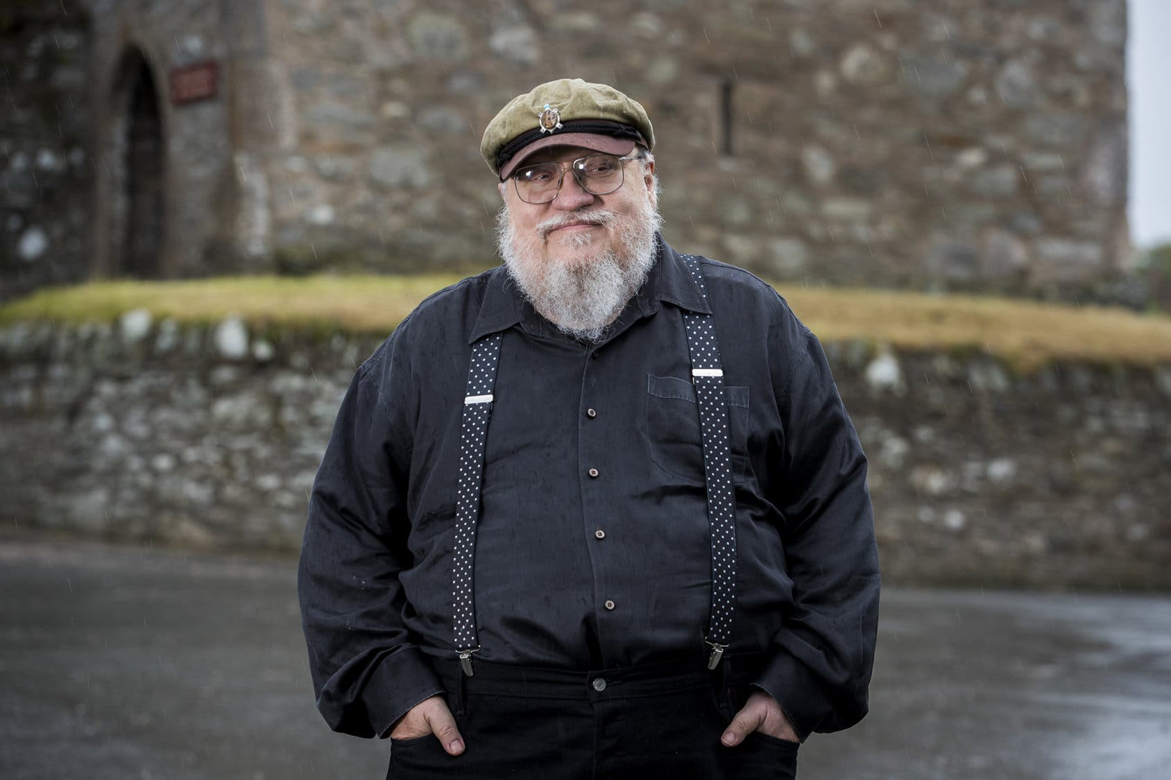 George R.R. Martin HBO Game of Thrones spin-offs