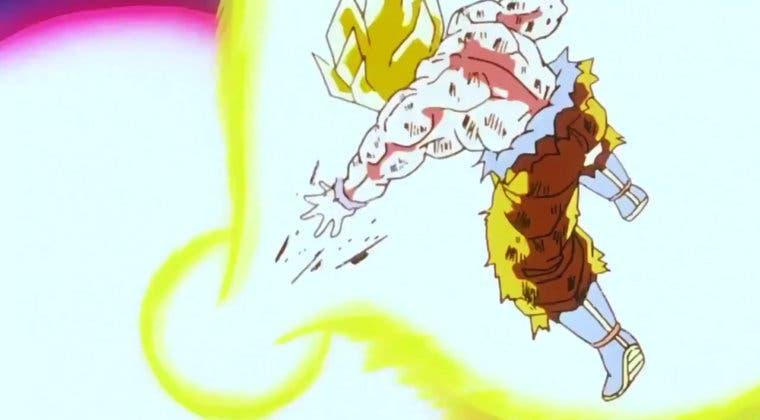 Imagen de Dragon Ball Z: El kamehameha padre-hijo de Goku y Bardock que nunca vimos