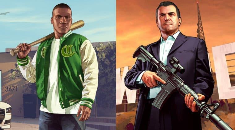 Imagen de GTA Online: Michael y Franklin aparecerían en el nuevo Golpe