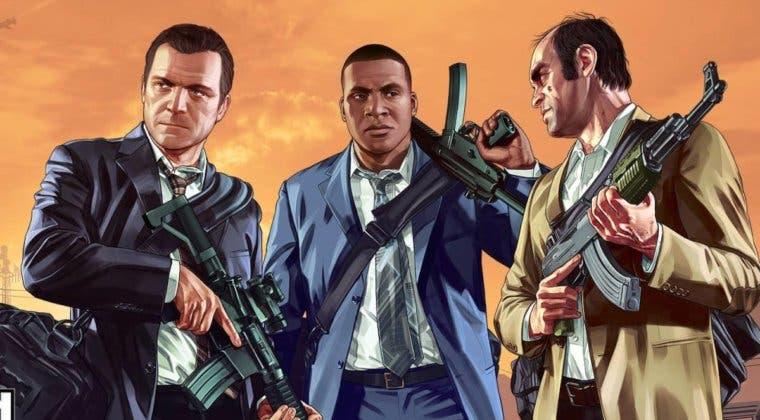 Imagen de Una película de Granf Theft Auto V llegaría antes que GTA 6, según fuentes