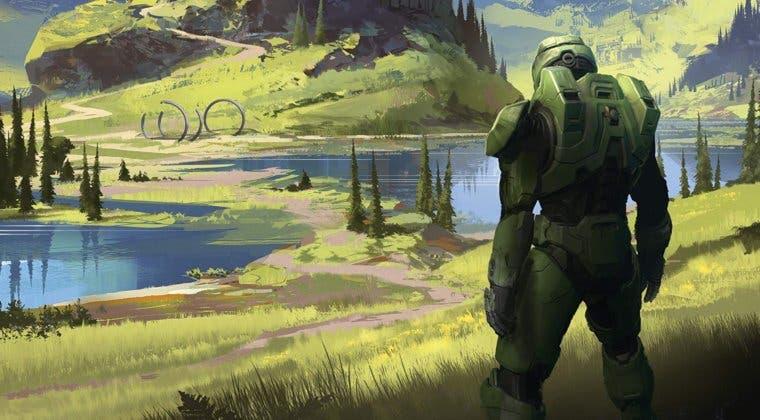 Imagen de Así es The Art of Halo: Infinite, el nuevo libro que llegará a las tiendas en diciembre