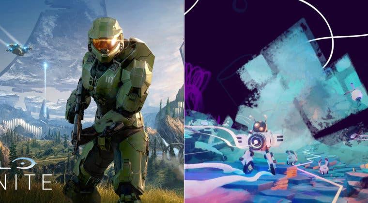 Imagen de Recrean un juego de Halo en Dreams y el resultado es magnífico