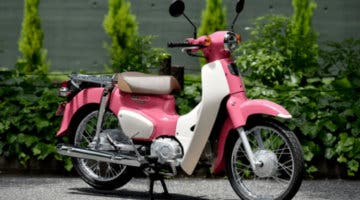 Imagen de Honda venderá la moto de Natsumi en Weathering With You