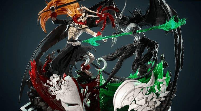 Imagen de Bleach: Así es la figura de 1000 dólares de Ichigo y Ulquiorra