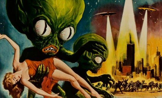 invasion saucer men