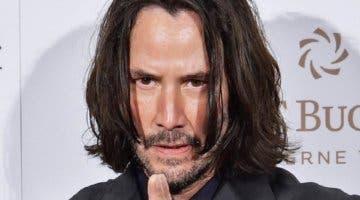 Imagen de Así de increíble luciría Keanu Reeves como el nuevo Linterna Verde