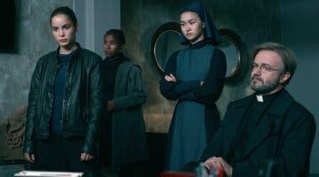 Imagen de Ya disponible en Netflix la primera temporada de La monja guerrera, serie grabada en Málaga