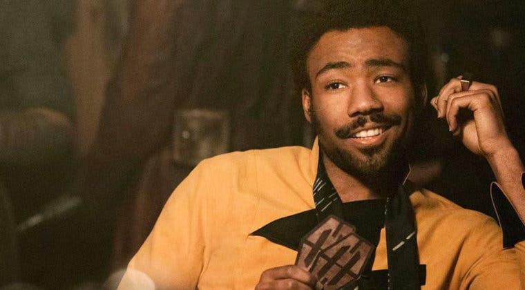 Imagen de Donald Glover volvería como Lando Calrissian en su propia serie de Disney Plus