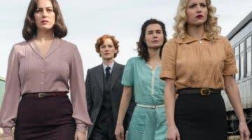 Imagen de El final alternativo de Las chicas del cable que debería haberse emitido en Netflix