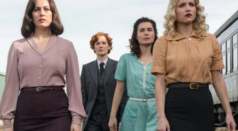Imagen de Los creadores de Las chicas del cable crearán la primera serie origina española de Apple TV Plus