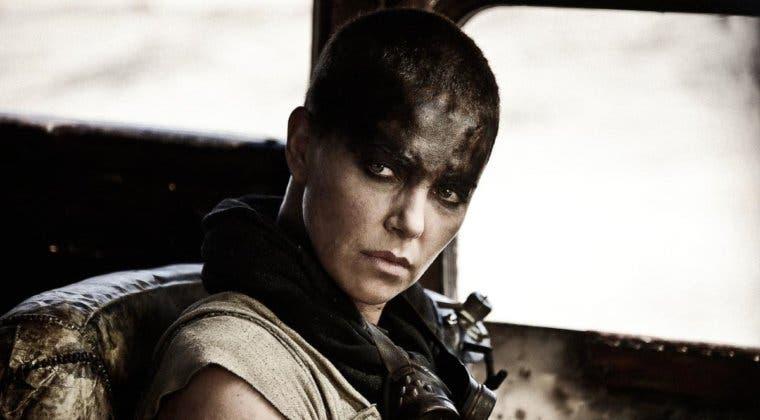 Imagen de Así se rapó la cabeza Charlize Theron para Mad Max: Furia en la carretera