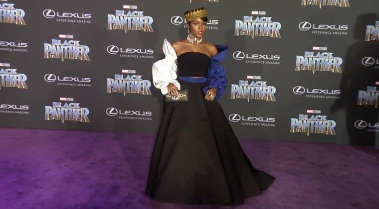 Imagen de Janelle Monáe podría ser Tormenta en Black Panther 2