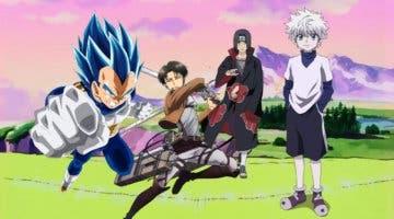 Imagen de ¿Cuál es el mejor personaje secundario de anime? Vota y decide