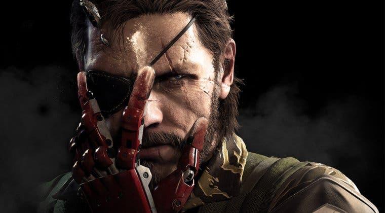 Imagen de Así de increíble luciría una estrella de La Vieja Guardia como Solid Snake