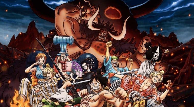 Imagen de Así es la ilustración oficial del One Piece Day en 2020