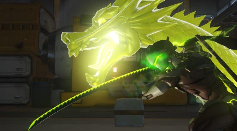 Imagen de Overwatch: Genji pierde sus recientes nerfeos y vuelve a ser como antes del último parche