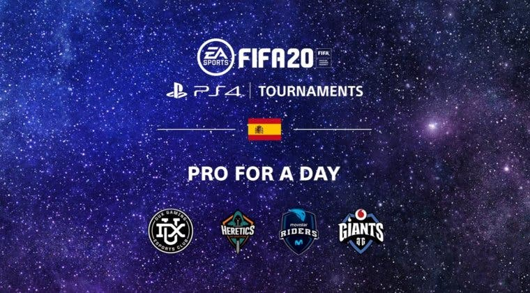 Imagen de FIFA 20 PS4: Pro For a Day - Gana grandes premios y demuestra tu habilidad