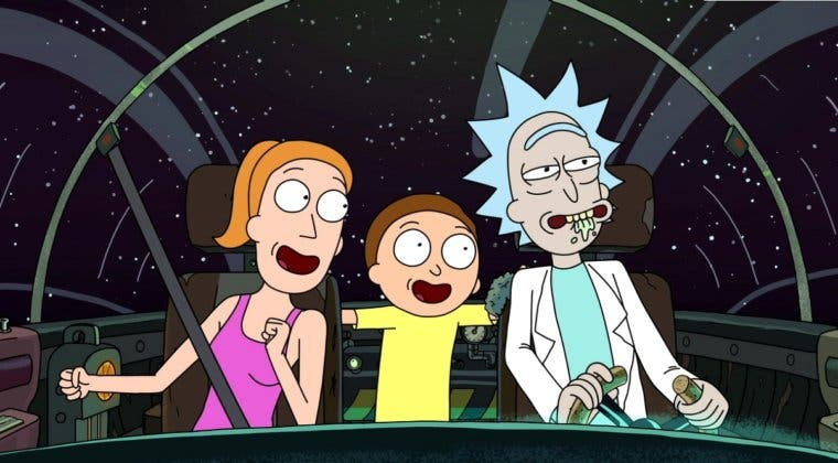 Imagen de La temporada 5 de Rick y Morty ya tiene fecha de estreno en Adult Swim
