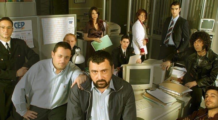 Imagen de El reparto de Los hombres de Paco ya está regreso en su primera lectura de guion