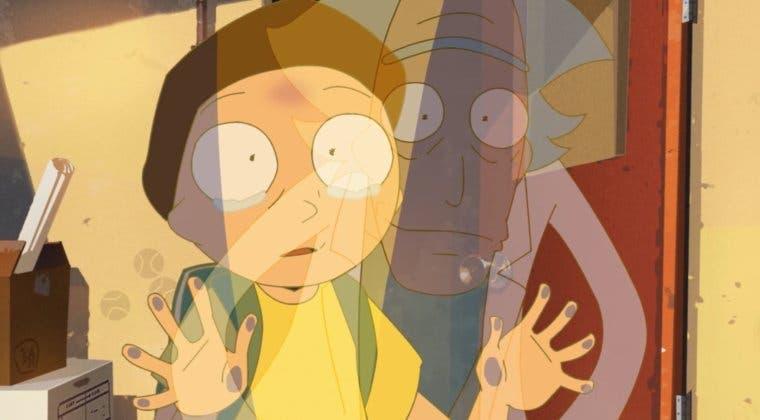 Imagen de El nuevo corto anime de Rick y Morty confirma una sorprendente teoría
