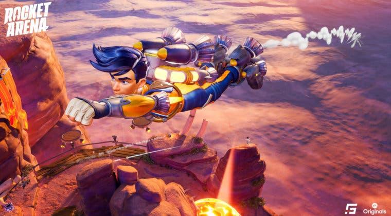 Imagen de Rocket Arena disponible en oferta a 5 euros; el último gran batacazo de EA