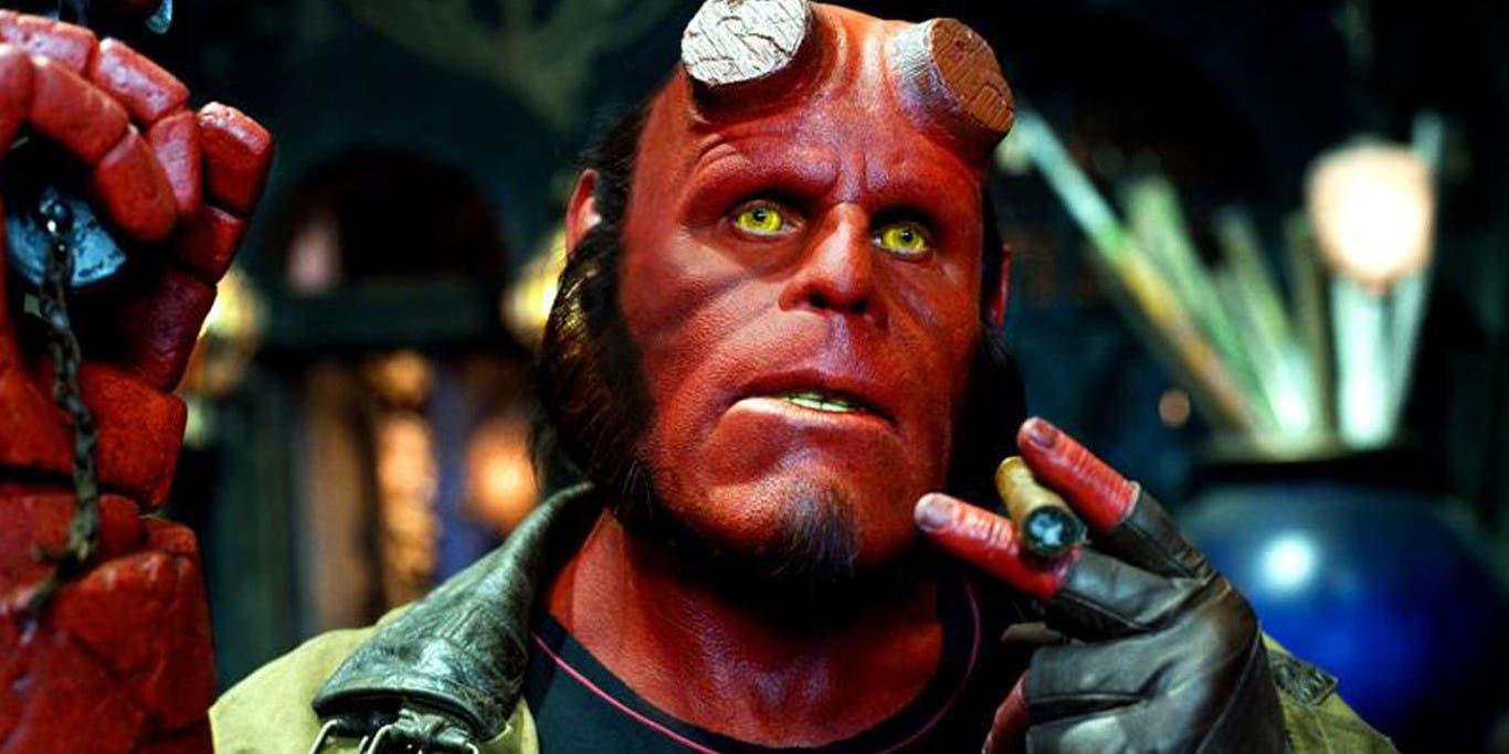 Hellboy: Ron Perlman aún quiere acabar la trilogía de Guillermo ...