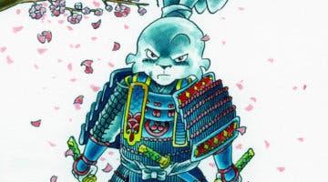 Imagen de Samurai Rabbit: The Usagi Chronicles llegará como anime CGI a Netflix