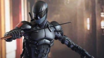 Imagen de Esta es la nueva fecha de Snake Eyes, el spin-off de G.I. Joe