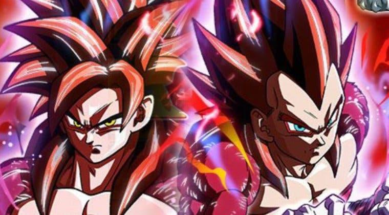 Imagen de ¿Se fusiona el SSJ God con el SSJ 4? Así será la nueva transformación de Dragon Ball