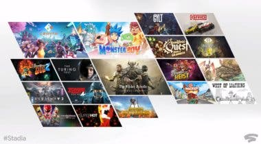 Imagen de Estos son los juegos y novedades del Stadia Connect del 14 julio (2020)