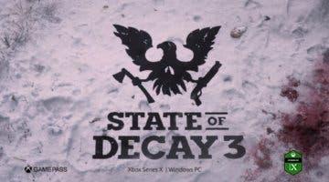 Imagen de State of Decay 3 está siendo creado en Unreal Engine 5, según una oferta de trabajo de Undead Labs