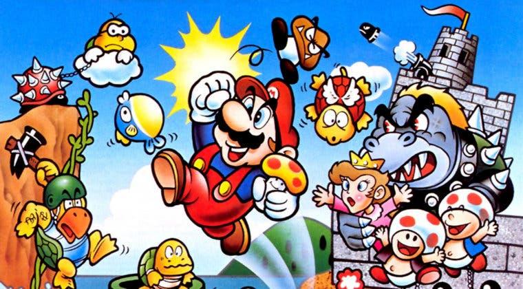 Imagen de El mejor juego de Super Mario de la historia según nuestros lectores