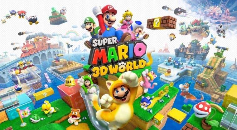 Imagen de Se anuncia Super Mario 3D World para Switch con un nuevo DLC: Bowser's Fury