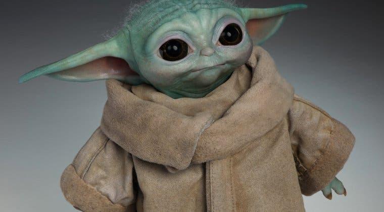 Imagen de The Mandalorian: la nueva figura a escala real de Baby Yoda que está triunfando