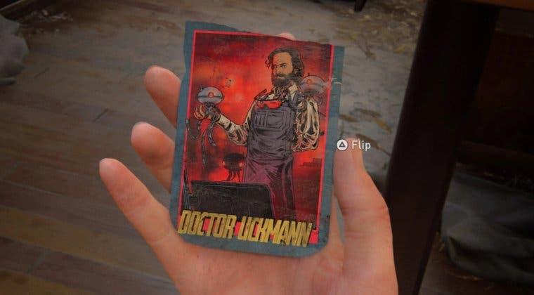 Imagen de Recrean las cartas coleccionables de The Last of Us 2 en la vida real