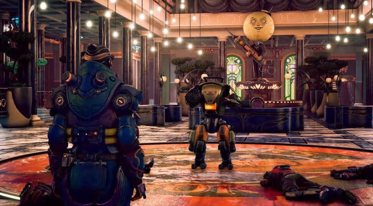 Imagen de The Outer Worlds: Peril on Gorgon se luce en un nuevo un gameplay
