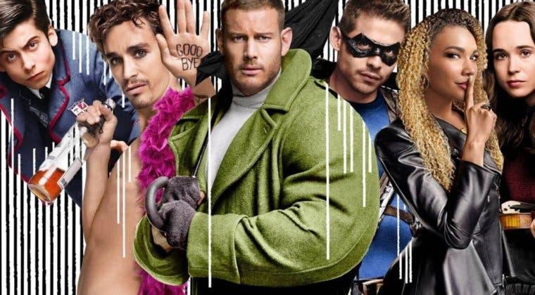 Imagen de Netflix no se ha comprometido con The Umbrella Academy para una temporada 3