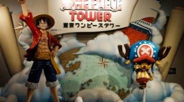 Imagen de Cierran el parque temático Tokyo One Piece Tower por el coronavirus