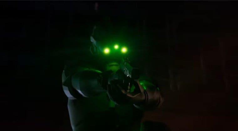 Imagen de Splinter Cell hace acto de aparición a través de Tom Clancy's Elite Squad