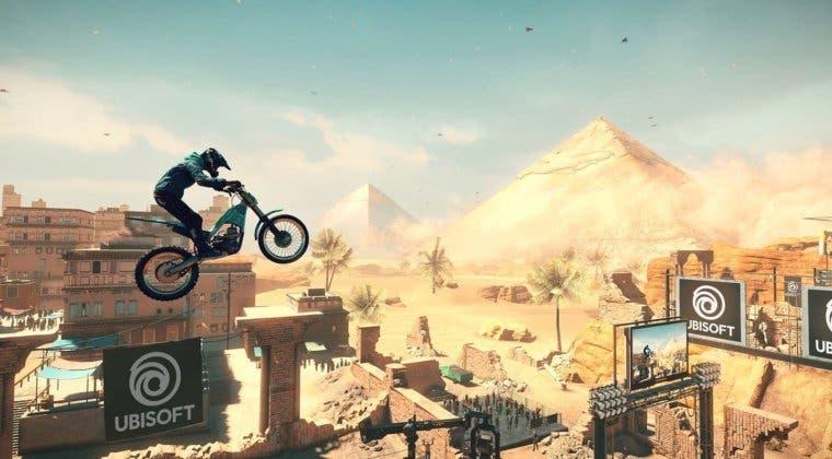Imagen de Trials Rising regresa con 'Gigatrack', un nuevo DLC gratuito
