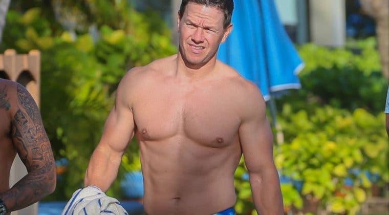 Imagen de Uncharted: Mark Wahlberg muestra uno de sus grandes trucos para ganar músculo