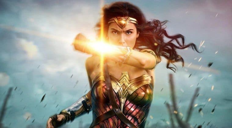 Imagen de Wonder Woman: Una buena película de superhéroes
