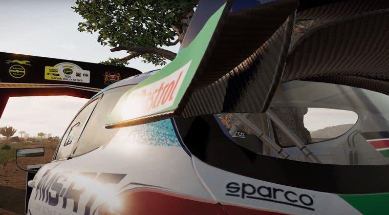 Imagen de WRC 9 luce un gameplay centrado en el rally de Kenia