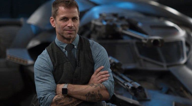Imagen de Zack Snyder se muestra entusiasmado ante el Batman de Robert Pattinson