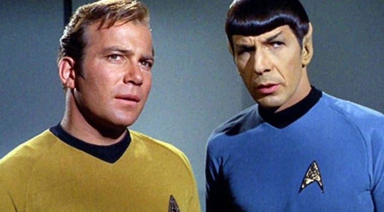 Imagen de Así era la película de Star Trek de Tarantino: Gángsters en el espacio