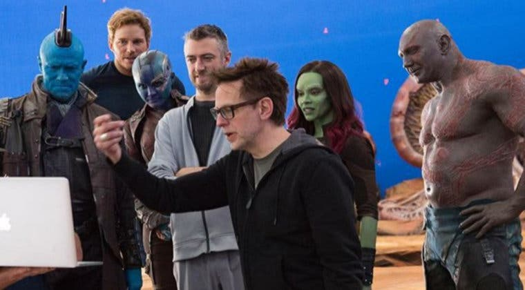 Imagen de Guardianes de la galaxia: James Gunn comparte imágenes inéditas del set
