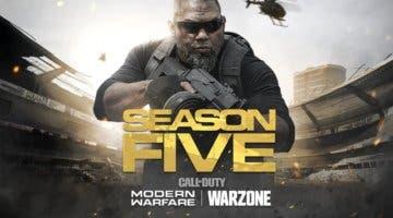Imagen de Warzone y Modern Warfare: Todas las nuevas armas y proyectos del pase de batalla de la temporada 5