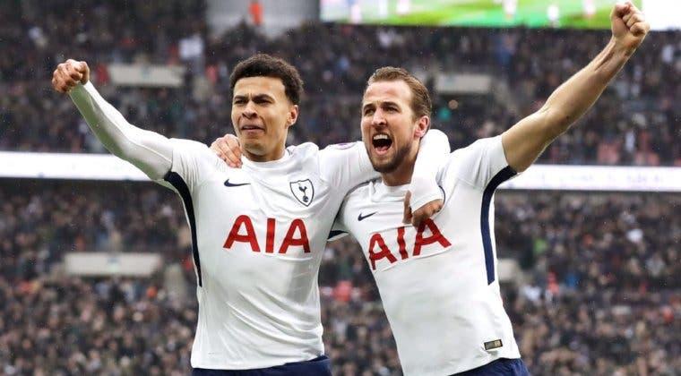 Imagen de All or Nothing Tottenham Hotspur: El comienzo de la nueva era de los spurs